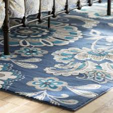 Blue Area Rugs 5x8 Blue Area Rugs 5x7 Visionexchange Co
