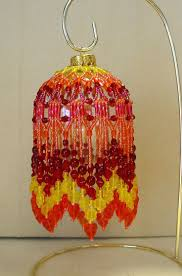 546 best ornaments images on pinterest beaded christmas