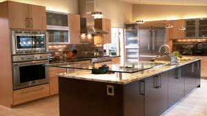 Center Island Kitchen Ideas by Glass Tile Backsplash Modern Center Island Traditional Kitchen