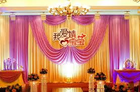 wedding backdrop aliexpress 10ft 20ft wedding backdrop stage backdrop wedding curtain drape