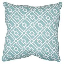 amazon com feather filled decorative pillows embroidered