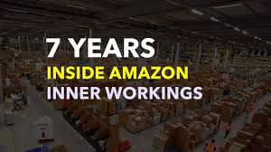 rachel greer worked inside amazon for 7 years and discusses inner