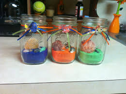 Home Made Party Decorations Diy Finding Nemo Party Decorations These Are The Ones I Made For