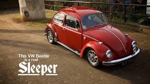 volkswagen beetle this vw beetle is a sleeper youtube