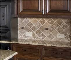 Kitchen Backsplash Photo Gallery Best 10 Brown Kitchen Tiles Ideas On Pinterest Backsplash Ideas