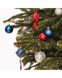 How Much Are Real Christmas Trees - festive blue real tree office xmas trees uk christmas tree