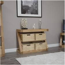 hallway table with storage console table design cool hallway console table with storage
