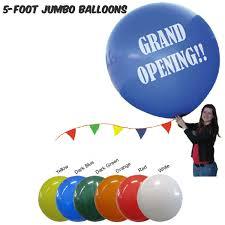 jumbo balloons promotional 5 ft jumbo balloons customized 5 ft jumbo
