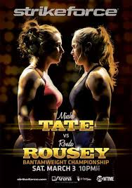 Strikeforce Tate Vs. Rousey (2012)