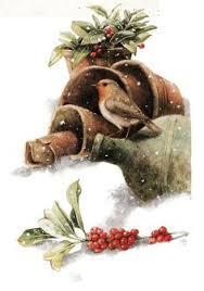 carol wilson christmas cards carol wilson christmas winter birdhouse w chickadees boxed