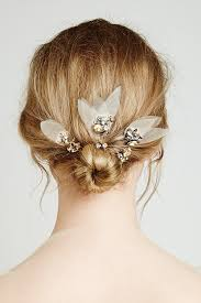 hair pin 106 swarovski wedding hair pins feather and coal