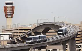 light rail to sky harbor phoenix s automated sky train set to roll offering airport link