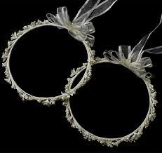 orthodox wedding crowns pearl flower stefana wedding crowns orthodox