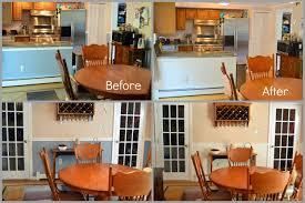 dining room transformation for under 200