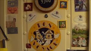 Cruise Door Decoration Ideas Disney U0027s Dream Decorated Doors Youtube