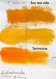 tartrazine transparent primary yellow py 100