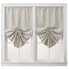 Pull Up Curtains Pull Up Insulated Room Darkening Thermal Black Out