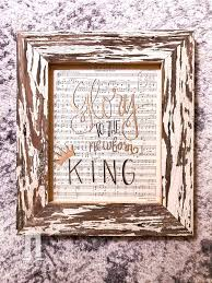 glory to the newborn king on sheet music for christmas at walking