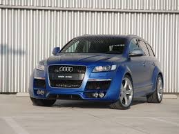 Audi Q7 Blue - blue audi q7 wallpapers and images wallpapers pictures photos