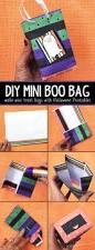 Halloween Boo Printables Make Mini Boo Bags With Halloween Printables 100 Directions