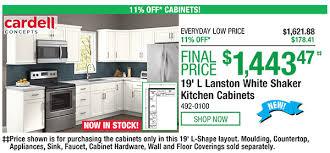 menards stock white kitchen cabinets menards big savings during our 11 sale milled