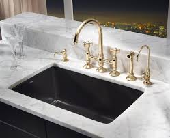 How To Measure For Kitchen Sink by What U0027s The Right Sink Size For Your Kitchen Abode