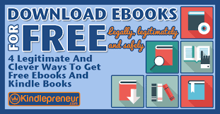 5 clever ways to legally free ebooks
