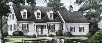 cape cod design house styles