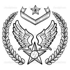 air force coloring pages virtren com
