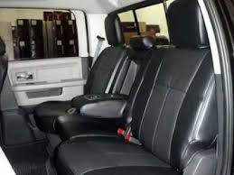 Dodge Ram Seat Upholstery Dodge Ram1500 With Clazzio Seat Cover Before After Youtube