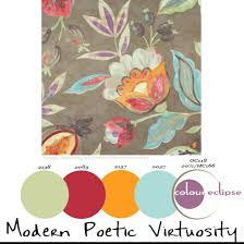 modern poetic virtuosity concepts and colorways