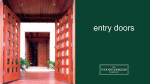 woodworkers solid timber entry and pivot doors youtube