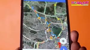 How Does Google Maps Track Traffic Google Maps Updated With Road Blocks Traffic Alerts Youtube