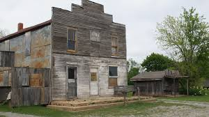 5 creepy ghost towns in oklahoma