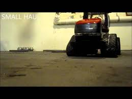 rc case quadtrac drive and firgelli actuator steer test youtube