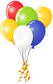 free balloons transparent balloons multi color clipart gallery yopriceville