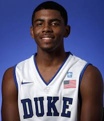 biography about kyrie irving kyrie irving bio duke university blue devils official athletics