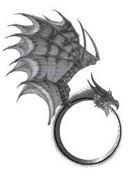 my online portfolio ouroboros tattoo design