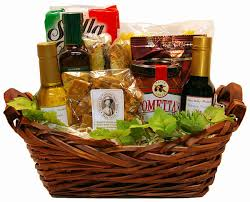 italian food gift baskets napa italian gourmet gift basket christie s basket express