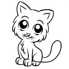 gallery cat drawings simple drawing art gallery