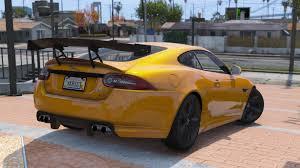 nissan gtr vs jaguar xkr s jaguar xkr s gt 2013 gta5 mods com