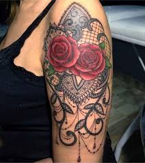 275 best lace tattoo design images on pinterest ink awesome