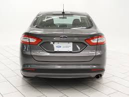 certified pre owned 2014 ford fusion se 4dr car in mishawaka