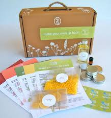 diy green with herban craft kits giveaway