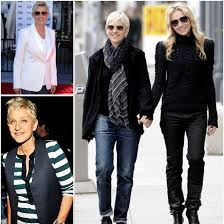 ways to wear short scarf for a more fashionable look style icon dress like ellen degeneres dapperq