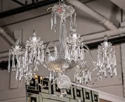 Marie Therese Crystal Chandelier Waterford Crystal Chandelier For Sale At 1stdibs