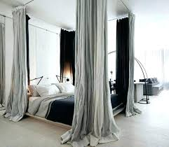 Poster Bed Curtains Canopy Bed Sheers Four Poster Bed Drapes Poster Bed Canopy