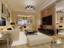 living room a beautiful monochromatic beige living room