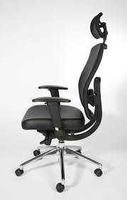 siege de bureau ergonomique fauteuil de bureau ergonomique ergo cuir achat fauteuil bureau