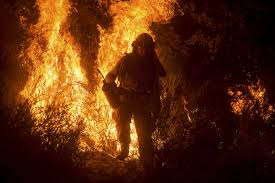 California Wildfire Locations 2015 by A Fiery Weekend In California The Atlantic